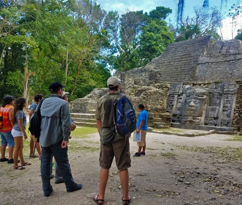 belize mayan ruins excursions